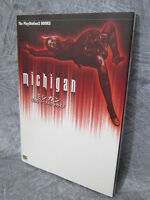 MICHIGAN Official Perfect Game Guide Book Japan Sony Play Station 2 SB8029*