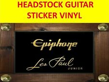 EPIPHONE LES PAUL JUNIOR GOLD STICKER VISIT OUR STORE WITH MANY MORE MODELS