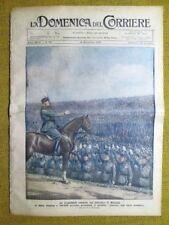 La Domenica del Corriere 14 novembre 1926 Mussolini - Bolzano-Merano - Komodo