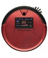 bObsweep PetHair  Robotic Vacuum Cleaner and Mop, Rouge New