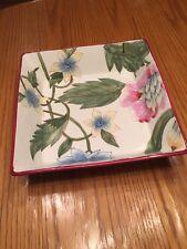 American Atelier Ashley Pattern Square Dish