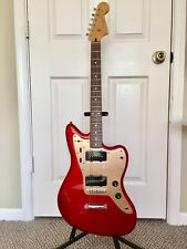 New ListingSquier Deluxe Jazzmaster St Stoptail Electric Guitar Candy Apple Red
