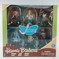The Jetsons Hanna-Barbera Collector Mini Action Figure 6-Pack By Jazwares