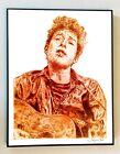 BOB DYLAN Portrait ART PRINT/Poster pencil drawing SONGWRITER Music LEGEND