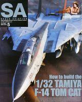 SCALE AVIATION 05/2013 Japanese Aircraft Modeling Magazine