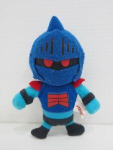 """Kinnikuman A0109 Robin mask Panson Works Keychain Plush 4"""" Toy Doll Japan"""