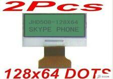 2x Graphic Lcd Display 128x64 Jhd508 St7565s