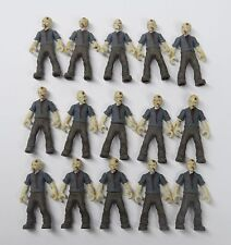 lot 15 Mega Bloks Call of Duty Zombies Outbreak The Walking Dead action figure X