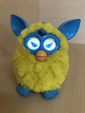 Hasbro 2012 FURBY BOOM! Electronic Interactive Pet Yellow & Blue