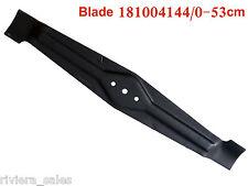 "Mountfield 550 R, 550 RES 53cm / 21"" Rotary Mower Blade 181004144/0 Genuine Part"