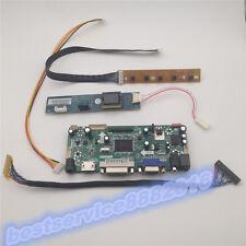 Pour LP154W01 (A1) HDMI + DVI + VGA LVDS LCD Driver Controller Board Kit À faire soi-même New