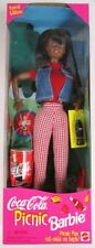 Coca-Cola Picnic African American Barbie Doll (Special Edition)(NEW)