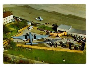 Stuttgart Army Airfield Established October 1942 by U.S. Air Forces > Un-posted