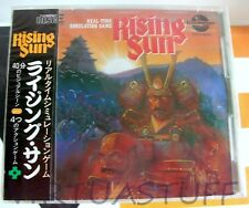 Rising Sun, Pc Engine, NEC, Duo R, RX, NTSC, JAPAN MARKET, new factory sealed !!