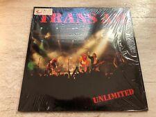 Trans Am Unlimited Vinyl LP OIS 1990 German Bernie Productions BP 008