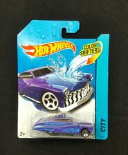 Hot Wheels Purple Passion City Color Shifters #BHR52 New 2013 Purple 3+ 1:64
