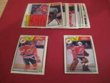 1983/84 O-Pee-Chee OPC New Jersey Devils Team Set 15 Cards