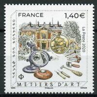 France Crafts Stamps 2020 MNH Metal Engraver Metiers D'Art Handicrafts 1v Set
