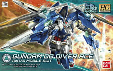 Gundam 1/144 HGBD #009 Gundam Build Divers Diver Ace Model Kit Bandai US SELLER