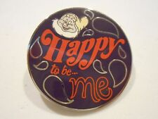Dwarf Happy 2014 Disney Happy To Be Me Disney Pin