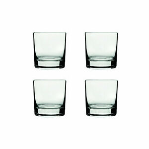 Set of 4 Whisky Glass Tumbler Wiltshire Classico Scotch Whiskey 300ml