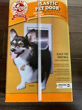 Ideal Pet Products Plastic Pet Door Medium Unopened New In Box