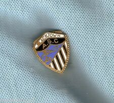 #D182.  BLACKTOWN AMATEUR SWIMMING  CLUB LAPEL  BADGE