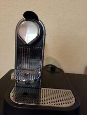Nespresso Citiz Aero3 C121 US with Aeroccino Milk Frother- Titan