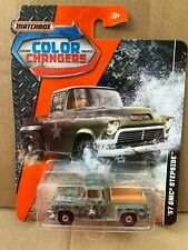 MATCHBOX COLOUR CHANGERS - '57 GMC Stepside