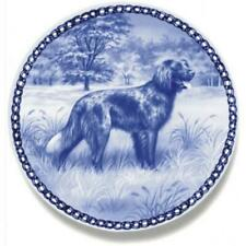 German Longhaired Pointer - Dog Plate made in Denmark from the finest European P
