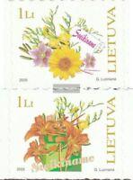 Litauen 866-867 (kompl.Ausg.) postfrisch 2005 Gruß
