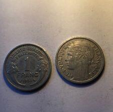 1 Franc Morlon alu 1959