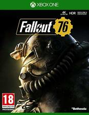 Fallout 76 XBOX ONE - NEW & SEALED - OFFICIAL UK RELEASE - IN STOCK NOW!!!