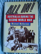 AUSTRALIAN MILITARY ALL IN WORLD WAR 2 FULLY ILLUSTRATED 285 PAGES