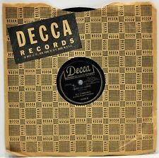 """GUY LOMBARDO """"Gobs Of Love / I Met Her On Monday"""" 78rpm  DECCA 18435"""