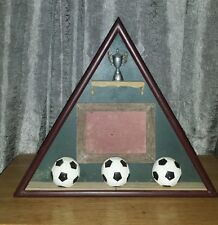 Soccer Plaque Wall Mount Trophy