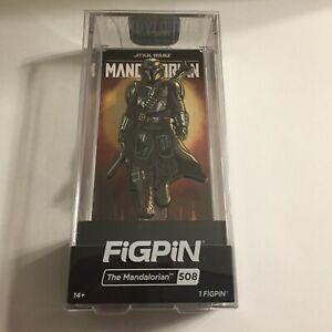 New Star Wars Madalorian FigPin