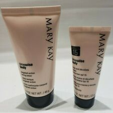 Mary Kay Timewise Body Hand Cream/Targeted Action Toning Lotion NOS Travel size