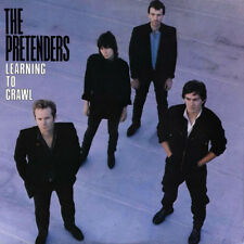 Learning to Crawl The Pretenders CD1983 Middle Of Road, 200 Miles CHRISTMAS, WEA