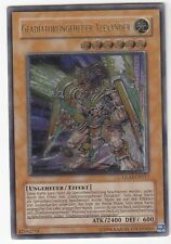YU-GI-OH Gladiatorungeheuer Alexander Ultimate GLAS-DE017