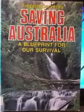 SAVING AUSTRALIA Blueprint ForOur Survival Vincent Serventy Conservation💥OFFERS