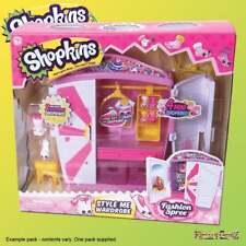 Shopkins FASHION Spree STYLE ME Guardaroba Playset - 2 esclusivo & 4 MINI FIGURES