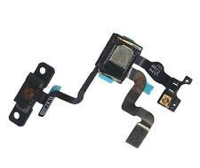 ORIGINAL iPhone 4s Powerbutton Set Lichtsensor+Hörmuschel+Halterung Sensor  Flex