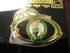 Boston Celtics Pin - Hurricane Logo