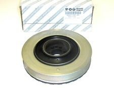GENUINE ALFA ROMEO 159 2.4 JTDM (2006> 2011)  New Crankshaft Crank Pulley Damper