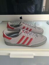 MENS GENUINE GREY ADIDAS JEANS TRAINERS UK SIZE 11