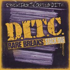 DITC & Showbiz - Rare Breaks: Stack One (CD - 2008 - US - Original)