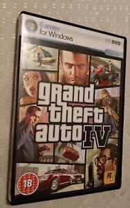 Grand Theft Auto IV (PC: Windows, 2008)