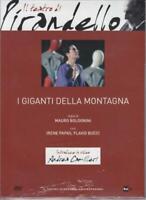 I Giganti della Montagna - Irene Papas, F. Bucci - introduz. A. Camilleri  dvd