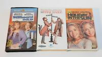 Lot of 3 Mary-Kate & Ashley VHS Movies Billboard